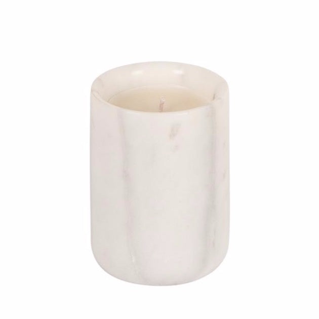 STONED - White Scented Candle ´Snatched´