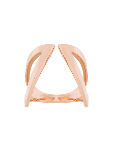 MIES NOBIS - Cut-out Claavi Ring