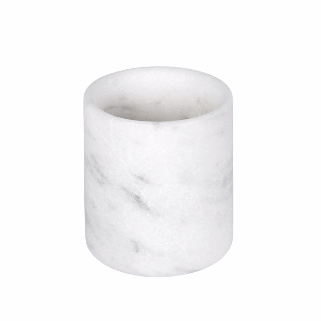 STONED - White Marble Classic ´Toothbrush´ Holder