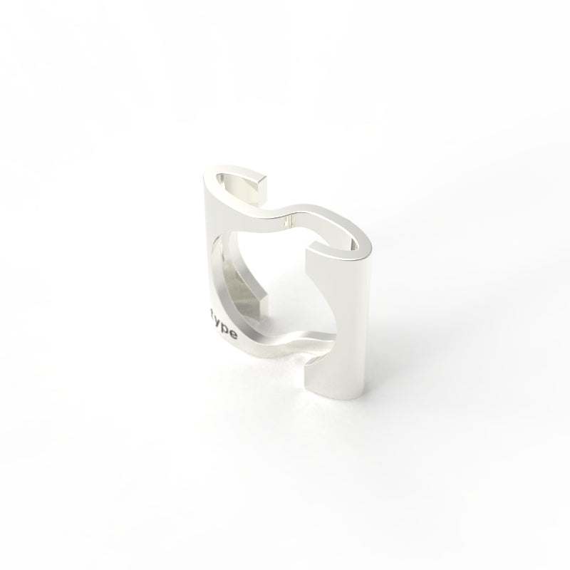 TYPE - Alphabet Ring / S