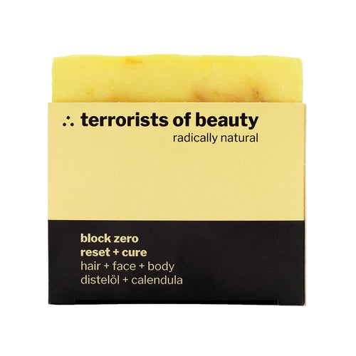 Terrorists of Beauty - Block Zero: Reset + Cure