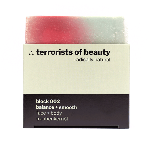 Terrorists of Beauty - Block 002: Balance + Smooth