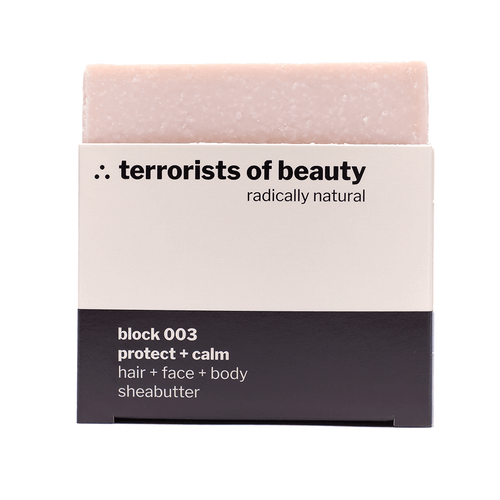 Terrorists of Beauty - Block 003: Protect + Calm