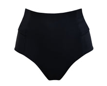 ANEKDOT Black / Bow-Back Bikini Bottom