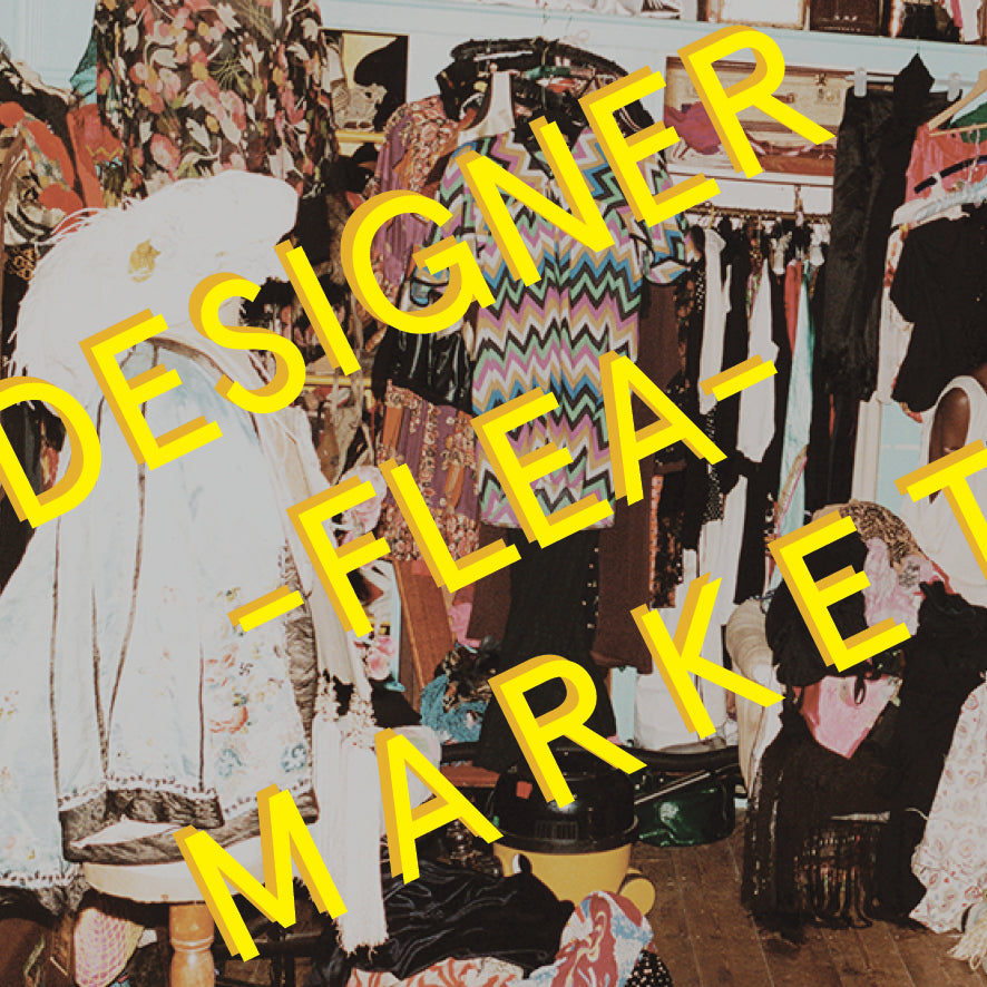 Designer Flea-Market Booking
