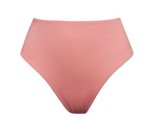 ANEKDOT Blush / Skyline High Bikini Bottom