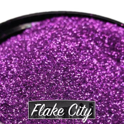 ".008"" LIGHT PURPLE FLAKES"