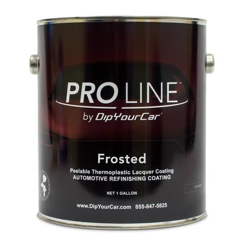 PROLINE™ FROSTED CLEAR GALLON