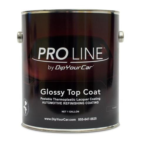 PROLINE™ GLOSSY TOP COAT CLEAR GALLON