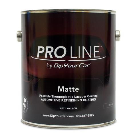 PROLINE™ MATTE CLEAR GALLON