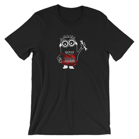 MSA Minion Short-Sleeve Unisex T-Shirt
