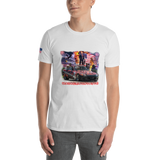 MSA Murica (White) Short-Sleeve Unisex T-Shirt