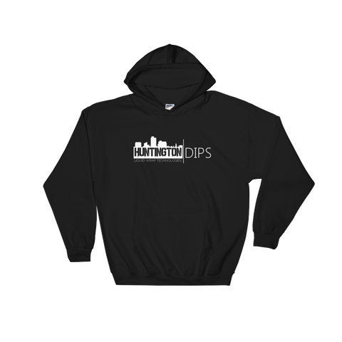 HDips Skyline Hooded Sweatshirt