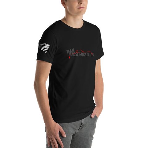 "MSA ""Team MSA"" Short-Sleeve Unisex T-Shirt"
