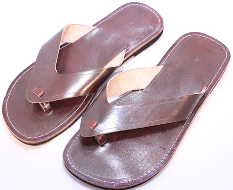 Mens Leather Sandals from India