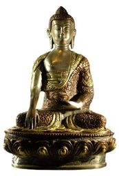 Detailed Statue of Lord Buddha Statue