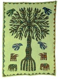 Tree of Life Wall Hangings 3 Colors