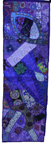 Rajathani Patchwork Wall Hangings 4 Colors