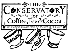 Visit us at The Conservatory to taste the finest Organic Coffee in LA!