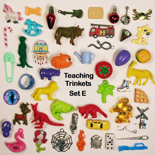 Set E - TRINKETS FOR TEACHING