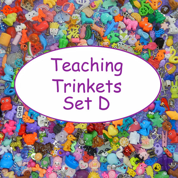 Set D - TRINKETS FOR TEACHING