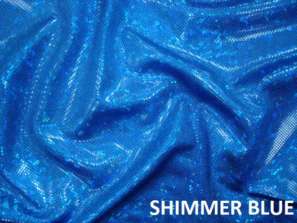 Fantasy Fin Kids Sparkly Bikini Bandeau Top to Match Mermaid Tail - 9 Colors Available