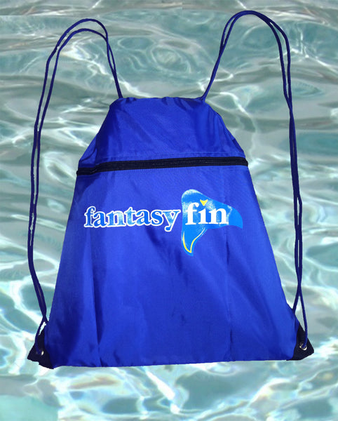Fantasy Fin Backpack for Mermaid Tail & Monofin