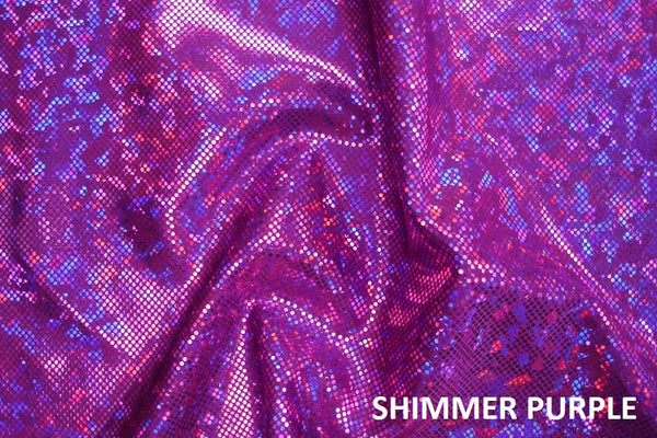 Fantasy Fin Junior Sparkly Bikini TieBack Bandeau Top to Match Mermaid Tail - 9 Colors Available