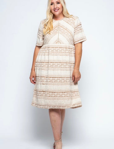 Medicine Hat Curvy Dress