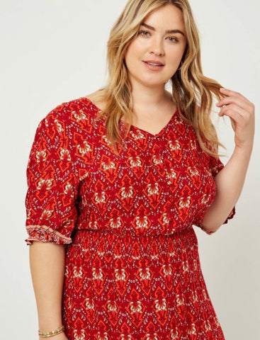 Bristol Curvy Dress