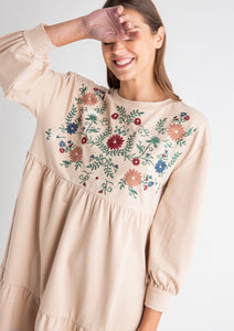 Cochrane Embroidery Dress