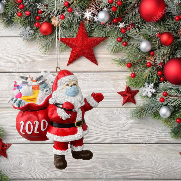 2020 Santa Claus Keepsake Ornament