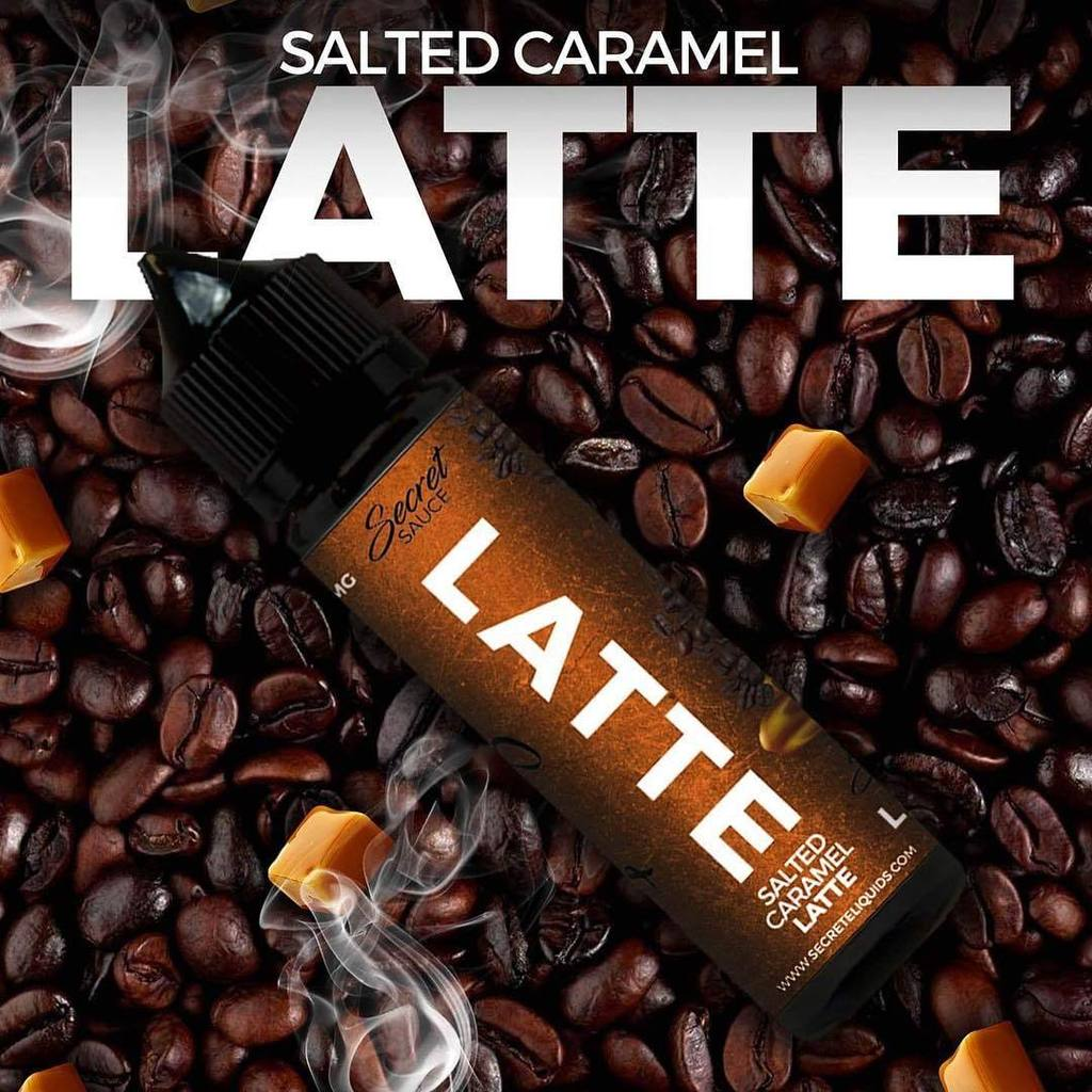 Secret Sauce E-Liquids - Latte - 60ml