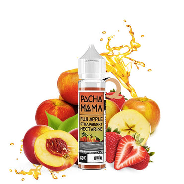 Charlie's Chalk Dust - Pachamama - Vape eJuice - Fuji Apple Strawberry Nectarine - 60ml - ESMA Approved