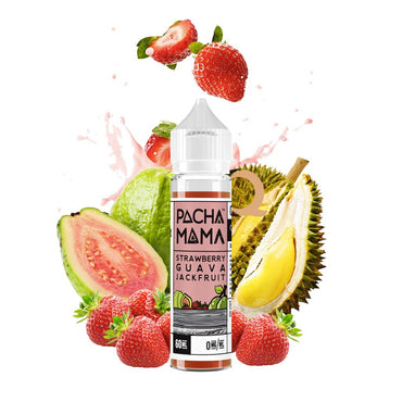 Charlie's Chalk Dust - Pachamama - Vape eJuice - Strawberry Guava Jack Fruit - 60ml - ESMA Approved