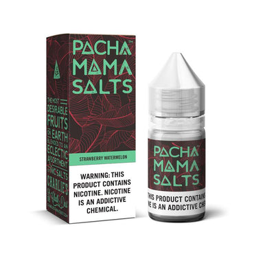 Charlie's Chalk Dust - Pachamama - NIC Salts - Strawberry Watermelon - 30ml - ESMA Approved