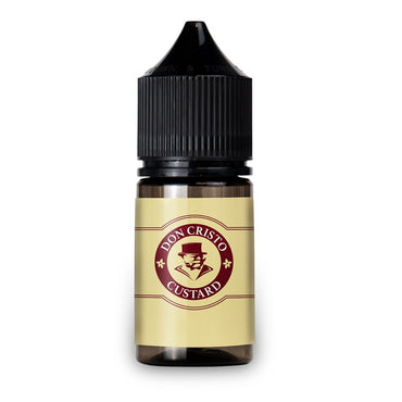 PGVG Labs - Don Cristo - NIC Salts - Custard - 60ml - ESMA Approved
