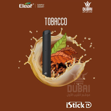 ELeaf - iStick D -  Tobacco - Disposable Vape Devices