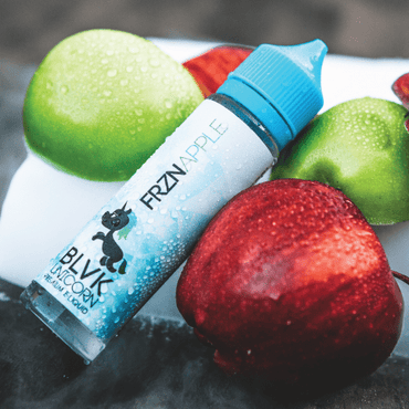 BLVK Unicorn E-juice - FRZN - Apple - 60ml
