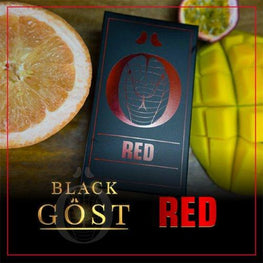 GOST Vapor - Black Gost - Red - 120ml