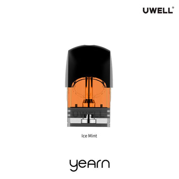 Uwell - Yearn - Replacement Pods - Ice Mint - 20mg