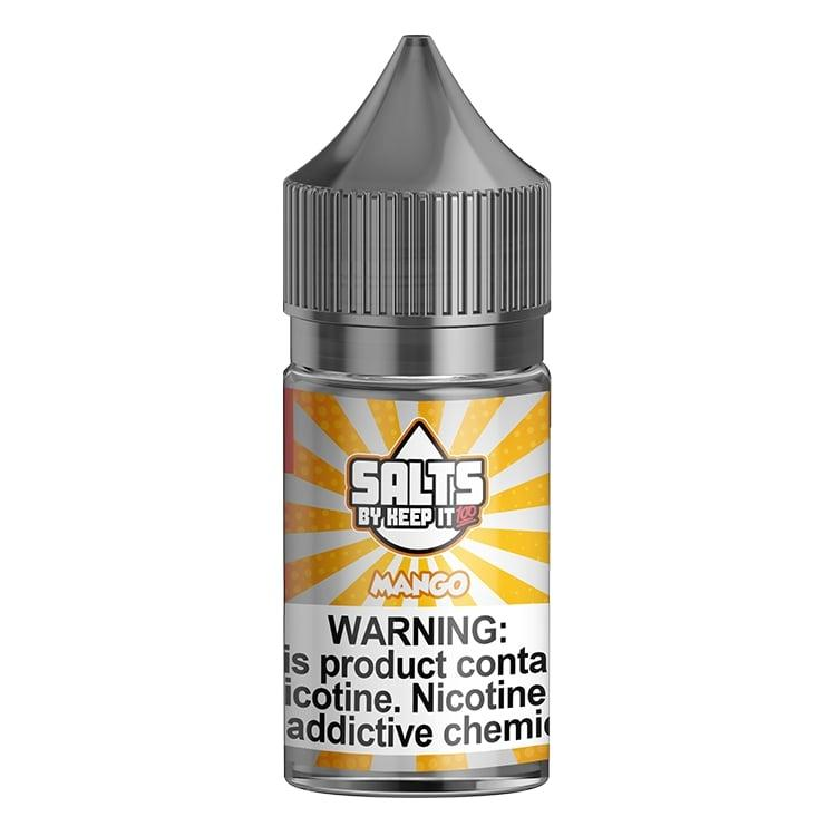 Keep It 100 Salts - NIC Salts - Mango - 30ml