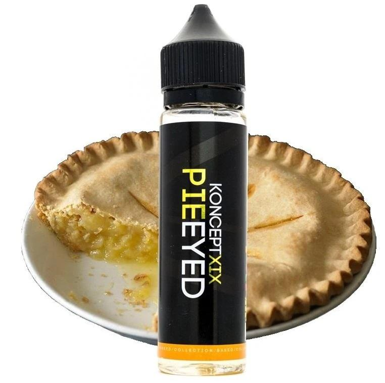 KonceptXIX -  Vape eJuice - Pie Eyed - 60ml - ESMA Approved