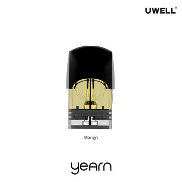 UWell - Yearn - Replacement Pods - Mango - 20mg