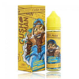 Nasty Juice - Cush Man -  Mango Banana - 60ml
