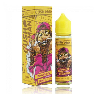 Nasty Juice - Cush Man -  Mango Strawberry - 60ml