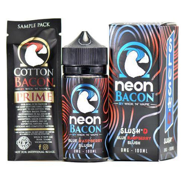 SLUSH'D EJUICE BY NEON BACON - 100ml
