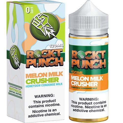 Rocket Punch - Melon Milk Crusher - 120ml