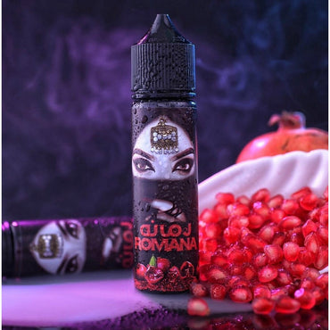 Romana   the best pomegranate eliquid 60ml