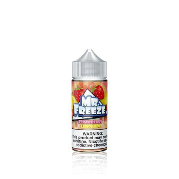Strawberry Lemonade Mr. Freeze E-Juice in UAE. Dubai, Abu Dhabi, Sharjah, Ajman - I Vape Dubai